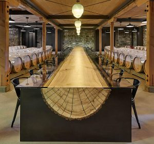 INTERESTING WOODEN DINING TABLE DESIGN IDEAS