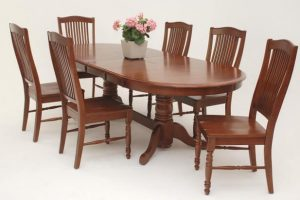 WOODEN DINING TABLE DESIGN IDEAS