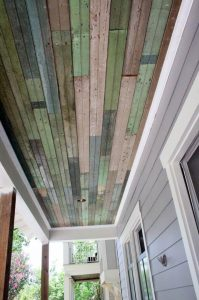 DECORATIVE CEILING WOODEN FURNITURE RECLAIMED