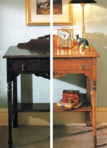 HOW TO PAINT YOUR OLD WOODEN FURNITURE STEP BY STEP CORRECTLY