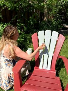 HOW TO PAINT YOUR WOODEN FURNITURE STEP BY STEP