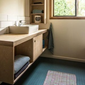 PLYWOOD BATHROOM FURNITURE IDEAS