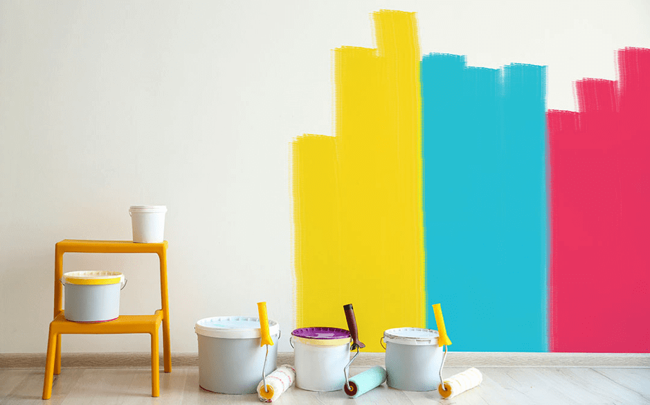 TIPS ON CHOOSING RIGHT PAINT COLOUR