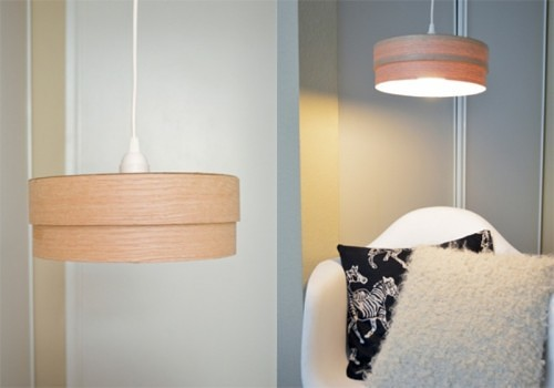 DIY WOODEN LAMP IDEAS SIFTERS TO SHADES