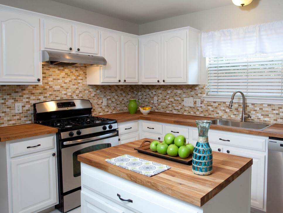 HOW TO CLEAN COUNTERTOP SURFACE AND MAKE BACTERIA FREE AREA WITH GOOD SANITARY