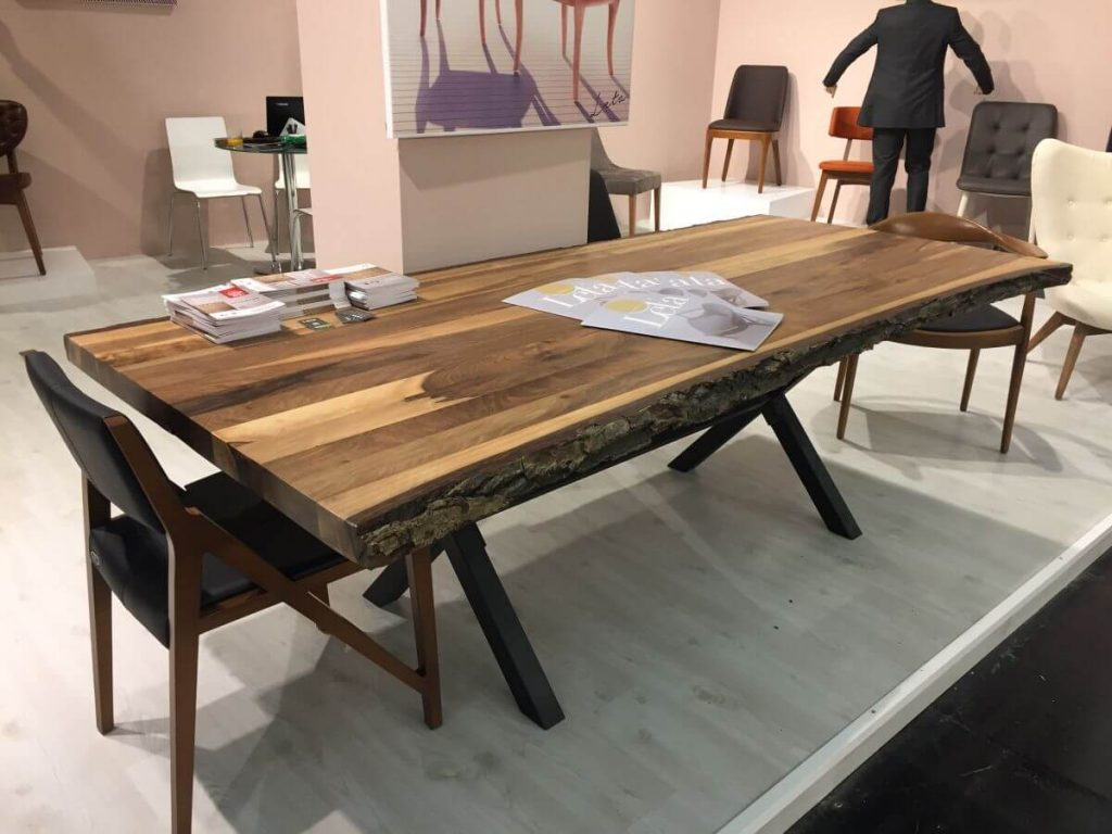 LONG WOODEN TABLE FURNITURE DESIGN IDEAS