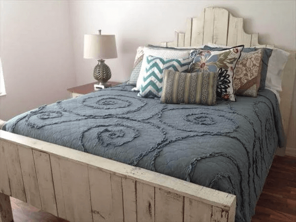 NOVELTY KID PALLET BED FRAME DESIGN IDEAS DIY