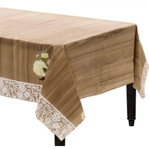 PROVIDING COVER TO MAKE WOOD FURNITURE MORE DURABLE