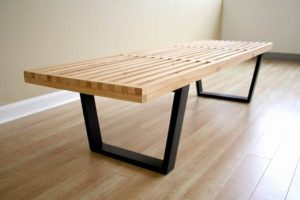 SOLID WOOD LOW TABLE DESIGN IDEAS