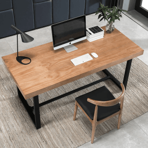 SOLID WOOD MODERN WORKING TABLE IDEAS