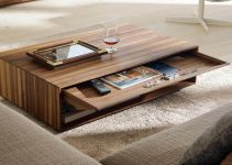 WOOD CENTER COFFEE TABLE DESIGN IDEAS