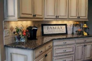 EASY WOOD CABINET MAKEOVER IDEAS TO FRESHEN UP YOUR KITCHEN