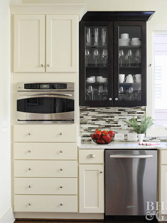 PAINTING WOOD CABINET MAKEOVER IDEAS