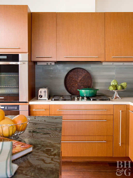 WOOD CABINET MAKEOVER IDEAS WITH CHANGE THE KNOBS