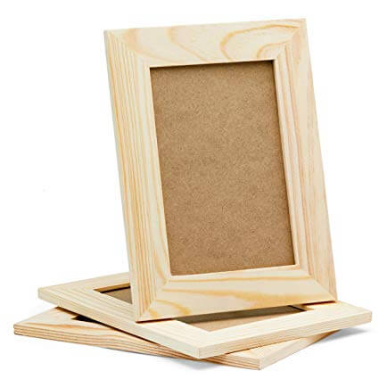 WOOD PROJECTS IDEAS FOR KIDS PICTURE FRAME