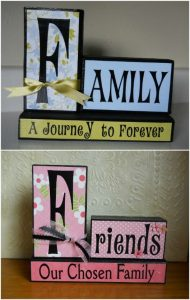 DIY CRAFT SMALL WARM GIFT WOODWORKING PROJECT