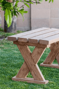 DIY SIMPLE 2x4 SMALL WOOD BENCH IDEAS