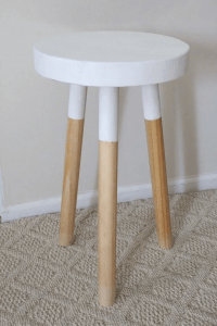 DIY WOOD STOOLS IDEAS FOR WOODWORKING PROJECTS