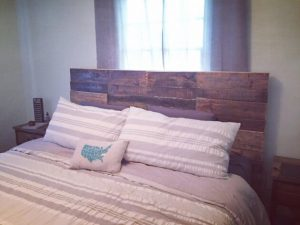 WOOD HEADBOARD IDEAS FOR BEDROOM FURNITURE