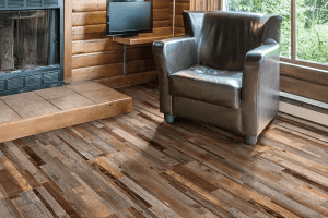 COLORFUL FLOORING TIMBER TILE IDEAS