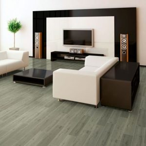 GRAYISH PLANKS FLOOR TILE IDEAS