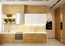 HERE ARE THE BEST WOOD KITCHEN CABINETS DESIGN IDEAS