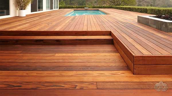 REDWOOD AS THE BEST WOOD TO USE BUILDING A DECK