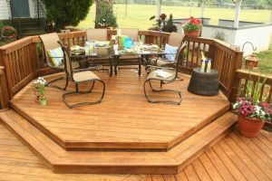 WOODEN SOUTHERN YELLOW PINE FOR BUILD A DECK