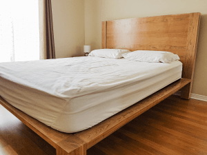 CHERRY WOOD BED FRAME IDEAS