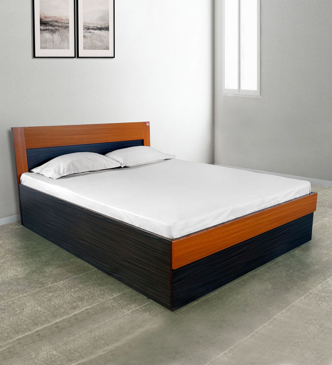 EBONY WOOD BED FRAME IDEAS