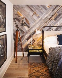 STEPS BY STEP TO MAKE CREATIVE WOOD ACCENT WALLS