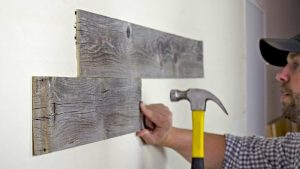 STEPS BY STEPS HOW TO BUILD CREATIVE WOOD ACCENT WALLS