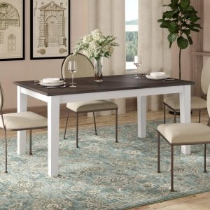 ALTAMIRANO SOLID WOOD DINING TABLE IDEAS