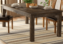 CREATIVE IDEAS FOR SOLID WOOD DINING TABLE