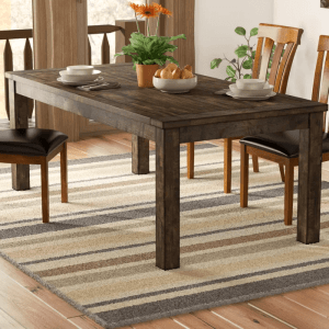 ASTER SOLID WOOD DINING TABLE IDEAS