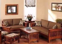TIPS TO CHOOSE WOODEN SOFA SET DESIGNS