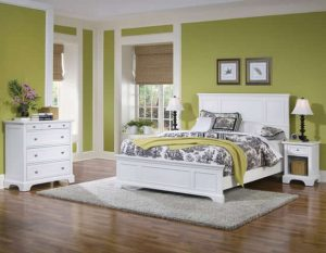 CLASSIC WHITE SOLID WOOD FURNITURE IDEAS