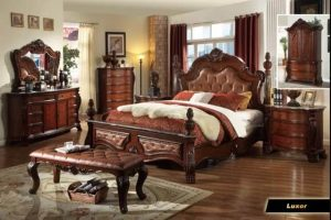 HAND CARVED DESIGN SOLID WOOD FURNITURE