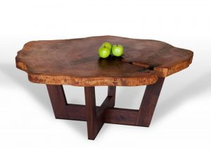 NATURALLY WOOD ROUND COFFEE TABLE IDEAS
