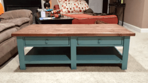 RECLAIMED WOOD COFFEE TABLE DESIGN IDEAS