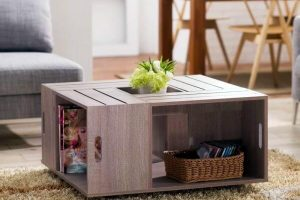 AWESOME IDEAS FOR SOLID WOOD COFFEE TABLE