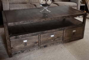 Tips to Maintain the Reclaimed Wood Coffee Table