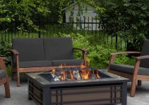 8 WOOD BURNING FIRE PIT TABLE BEAUTIES