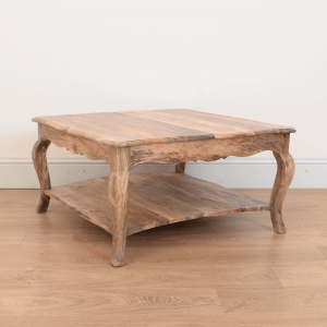 HOW TO CARE MANGO WOOD COFFEE TABLE