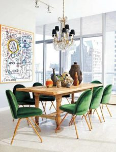 RUSTIC TRADITIONAL WOOD DINING TABLE DESIGN IDEAS