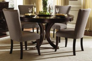CREATIVE IDEAS FOR YOUR ROUND WOOD TABLE TOP