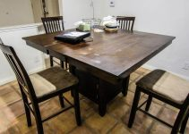HOW TO REFINISH A WOOD TABLE