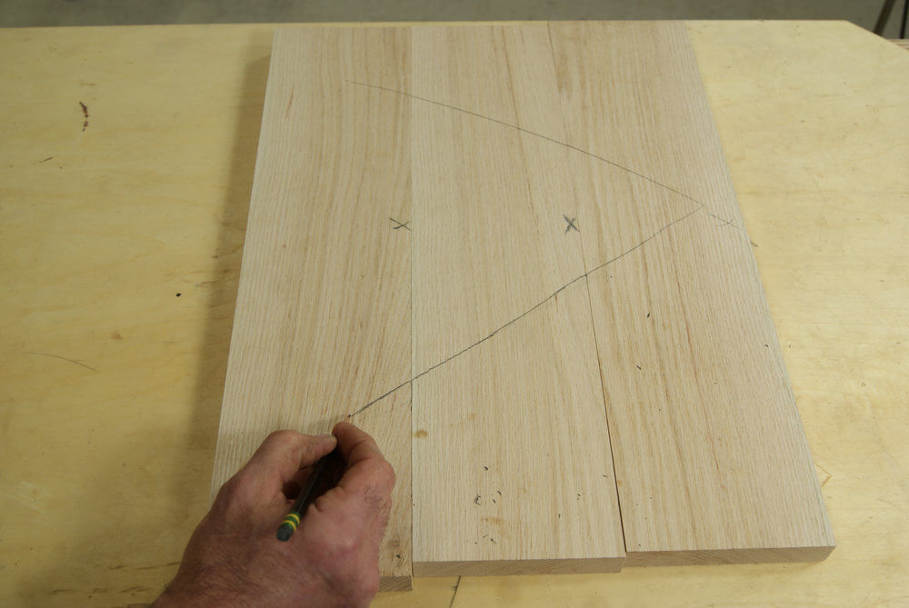 FOURTH STEPS HOW TO JOIN WOOD PLANKS FOR TABLE TOP