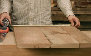 THIRD PROCEDURE HOW TO JOIN WOOD PLANKS FOR TABLE TOP