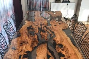 FRESH IDEAS FOR YOUR WOOD SLAB DINING TABLE IN THE HOUSE